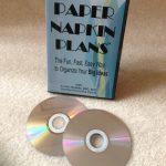 Paper Napkin Plans - 2CD Set